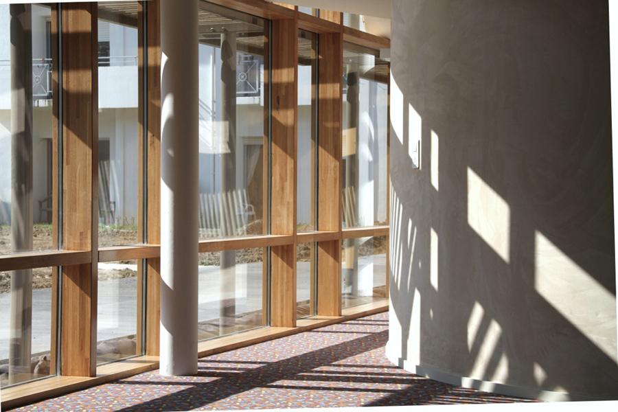 ad hoc architecture maison de retraite nort sur erdre. Black Bedroom Furniture Sets. Home Design Ideas