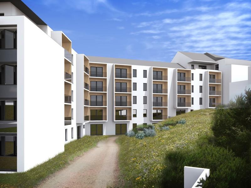 Réhabilitation d'un établissement pour personnes âgées à Poissy