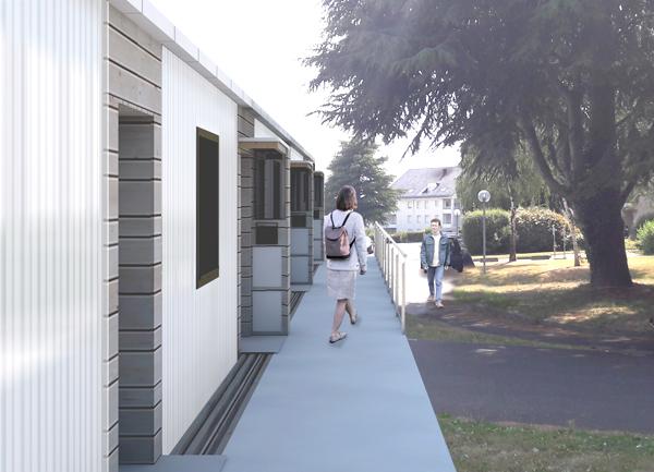 Logements pour séniors La Rousselière à Orvault