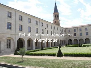 Réhabilitation et rénovation énergétique
